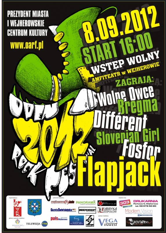 Open Air Rock Festival 2012